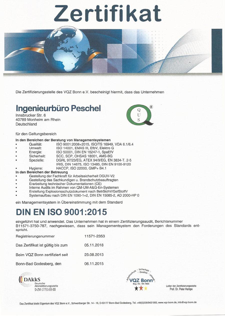 ZertifikatISO-9001-2015